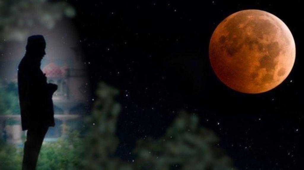 shalat gerhana matahari dan bulan
